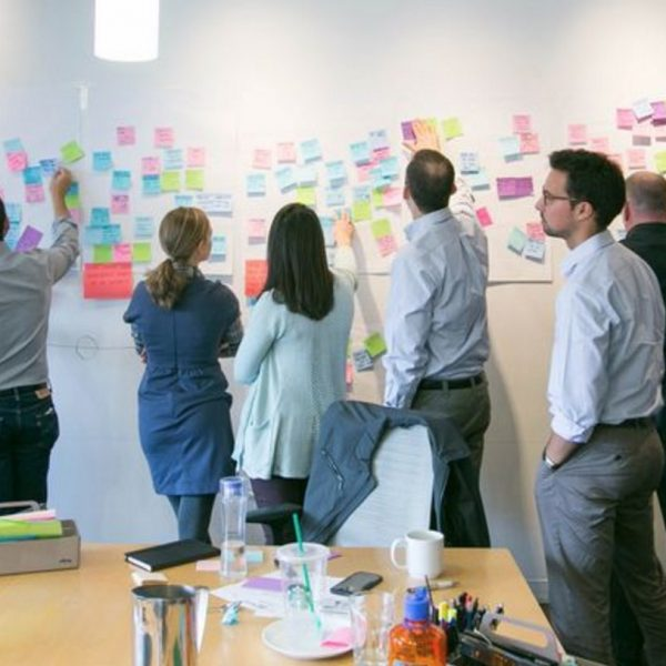 Learning to Innovate With Human Centered Design [Workshop]